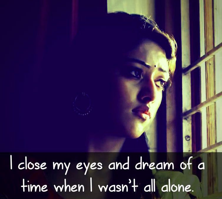 Love Sad Dp For Whatsapp Girl - HD Wallpaper