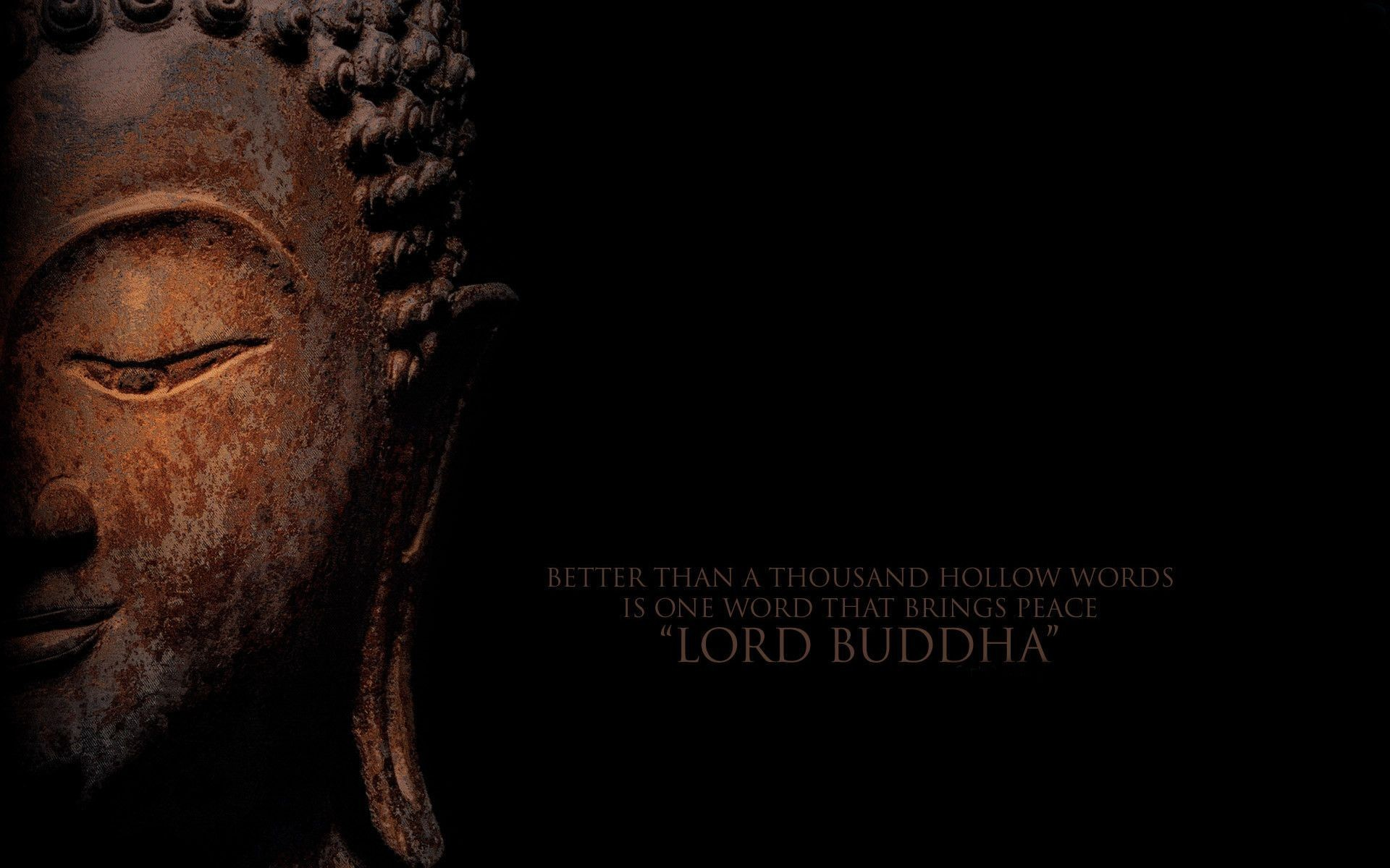 1920x1200, Buddha High Quality Hd Wallpapers For Pc - Trouble Is You Think You Have Time Buddha - HD Wallpaper