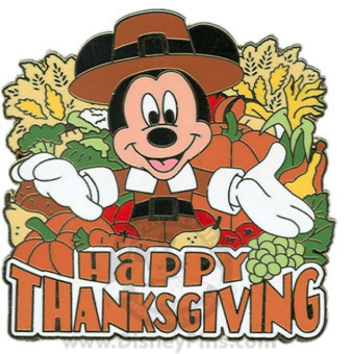 Mickey - Holidays - Thanksgiving - Pinterest - Happy Thanksgiving Disney World - HD Wallpaper