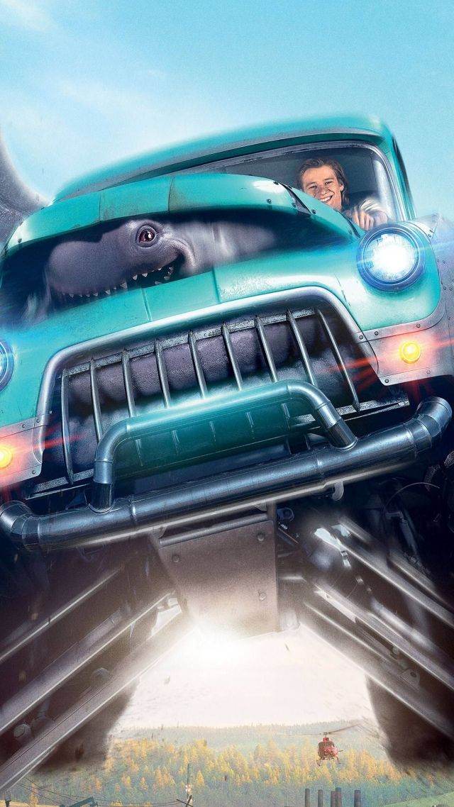 Monster Trucks Lucas Till 640x1138 Wallpaper Teahub Io