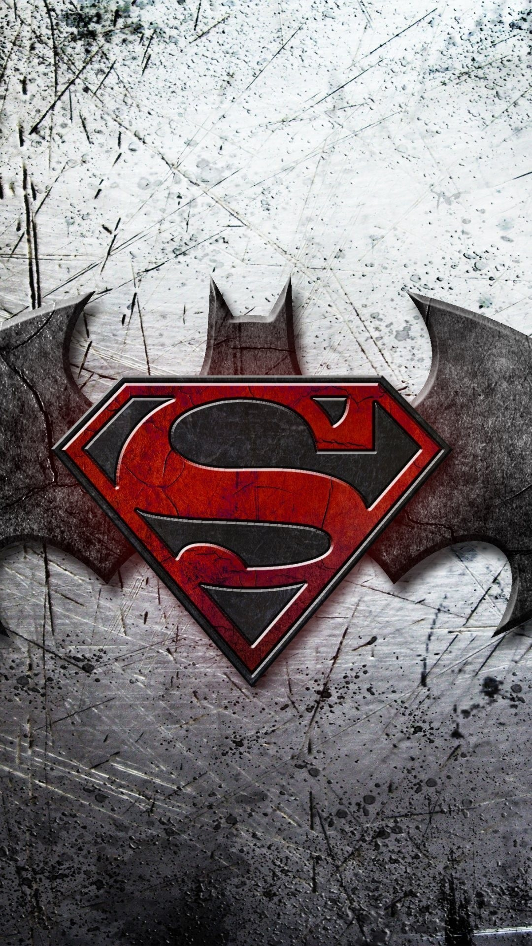 Batman Vs Superman Wallpaper Iphone 7 - HD Wallpaper