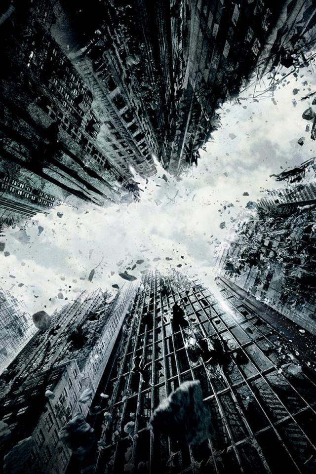Batman Hd Wallpaper For Iphone Batman The Dark Knight Rises Iphone 640x960 Wallpaper Teahub Io