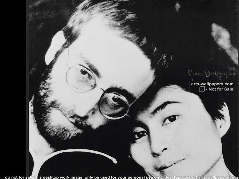 John Lennon Short Hair 800x600 Wallpaper Teahub Io