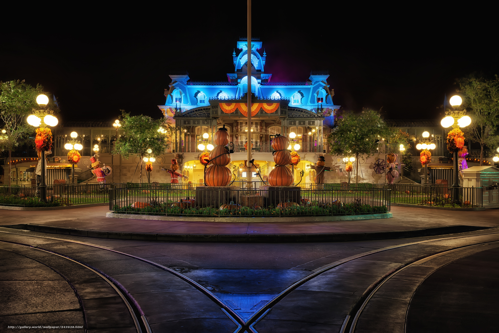 315 3154271 download wallpaper halloween the magic kingdom holiday disney