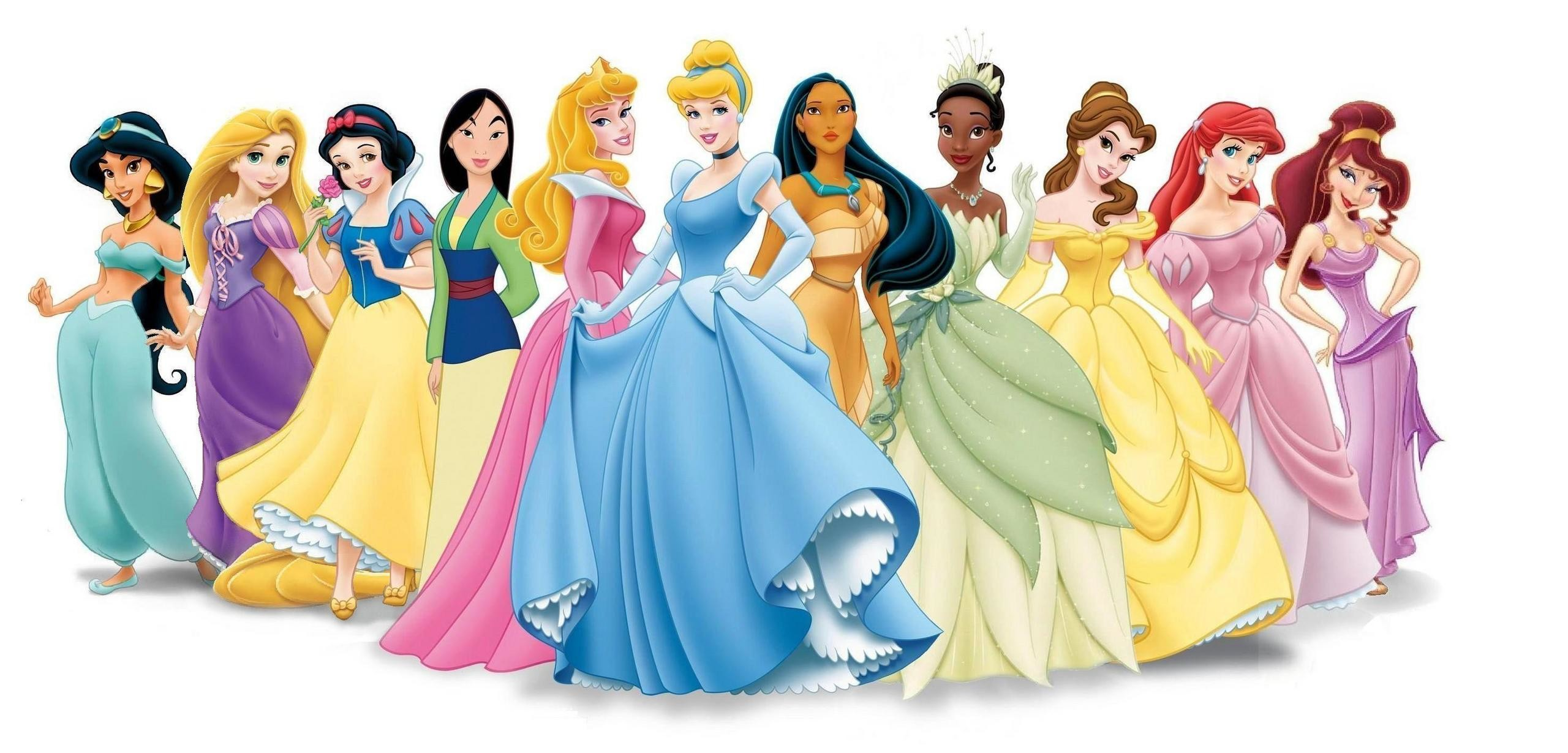 Disney Princess Castle Wallpaper Xxl - Meg A Disney Princess - HD Wallpaper