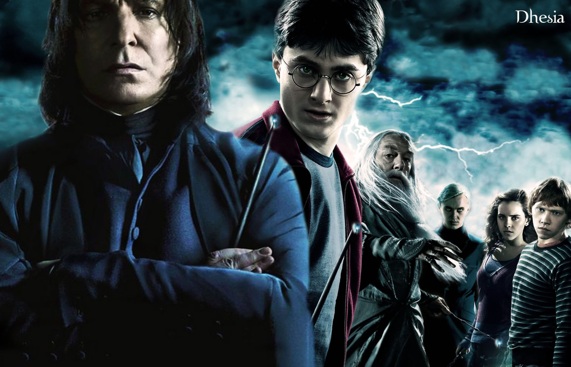 Harry Potter And The Half Blood Prince Background - HD Wallpaper