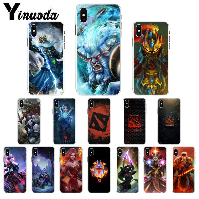 Yinuoda Shadow Fiend Dota 2 Newly Arrived Cell Phone - Iphone 7 Plus Covers 49ers - HD Wallpaper