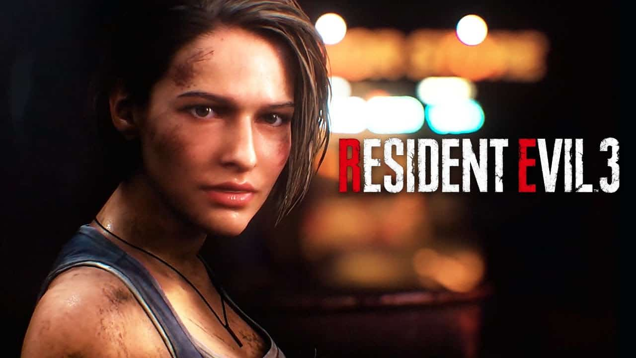Resident Evil 3 Remake 1280x720 Wallpaper Teahub Io