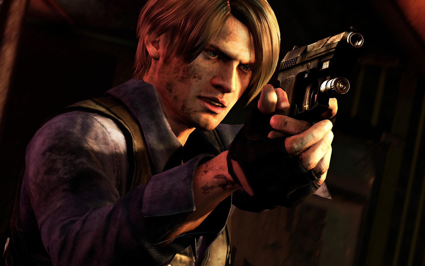 Free Resident Evil 6 Wallpaper In 1680x1050 Wallpaper Teahub Io