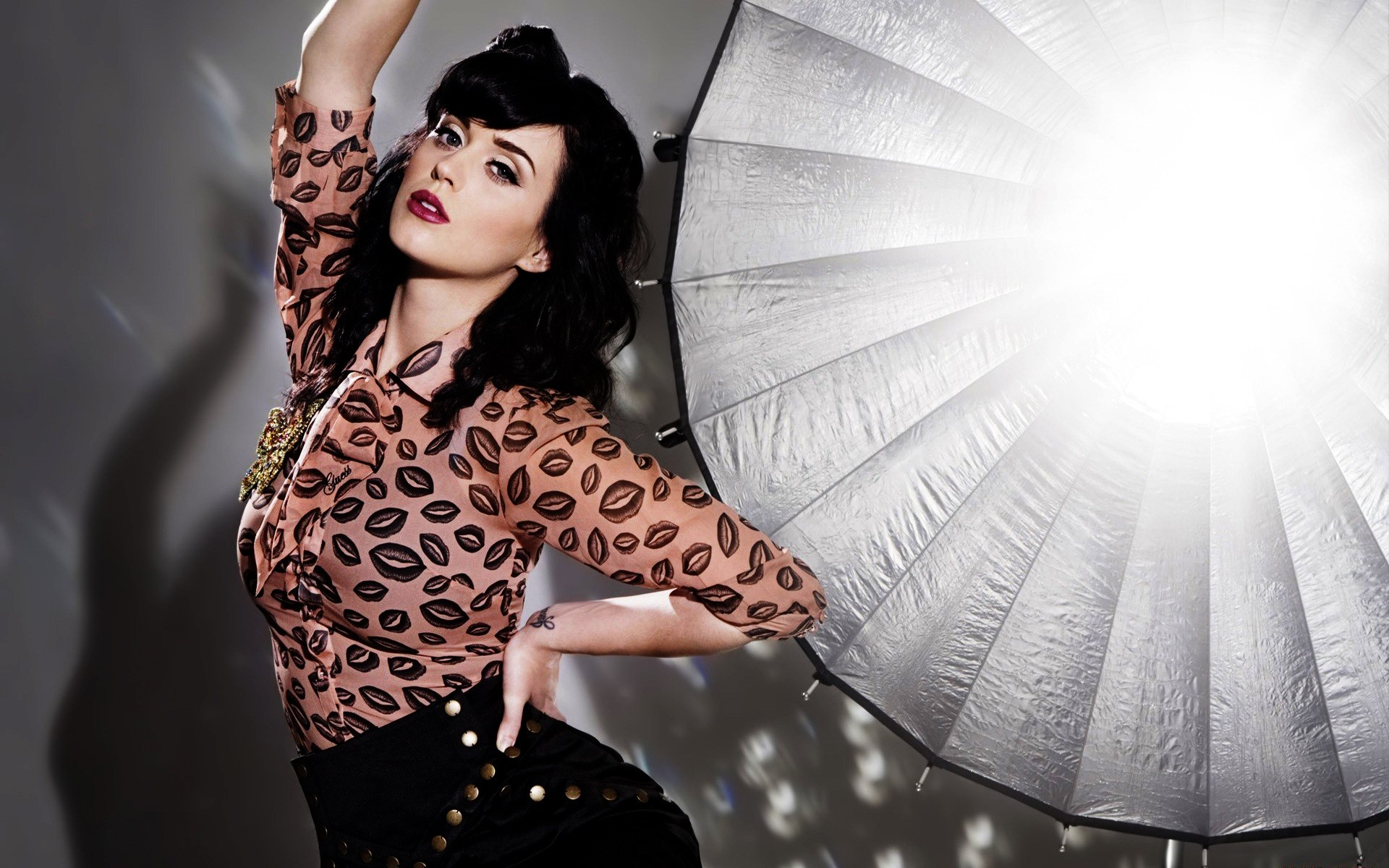 Music Fashion Woman Girl Model Portrait Beautiful Glamour - Sexy Katy Perry Wallpapers 4k - HD Wallpaper