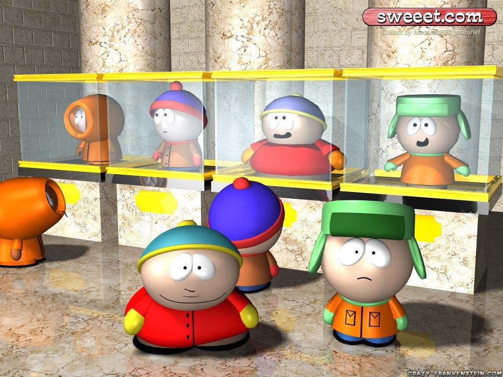 South Park 3d Background 1024x768 Wallpaper Teahub Io