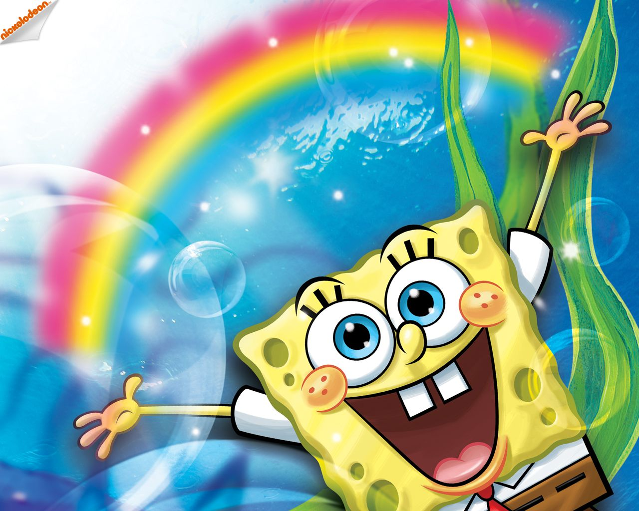 Desktop Wallpaper Spongebob Squarepants 1280x1024 Wallpaper Teahub Io