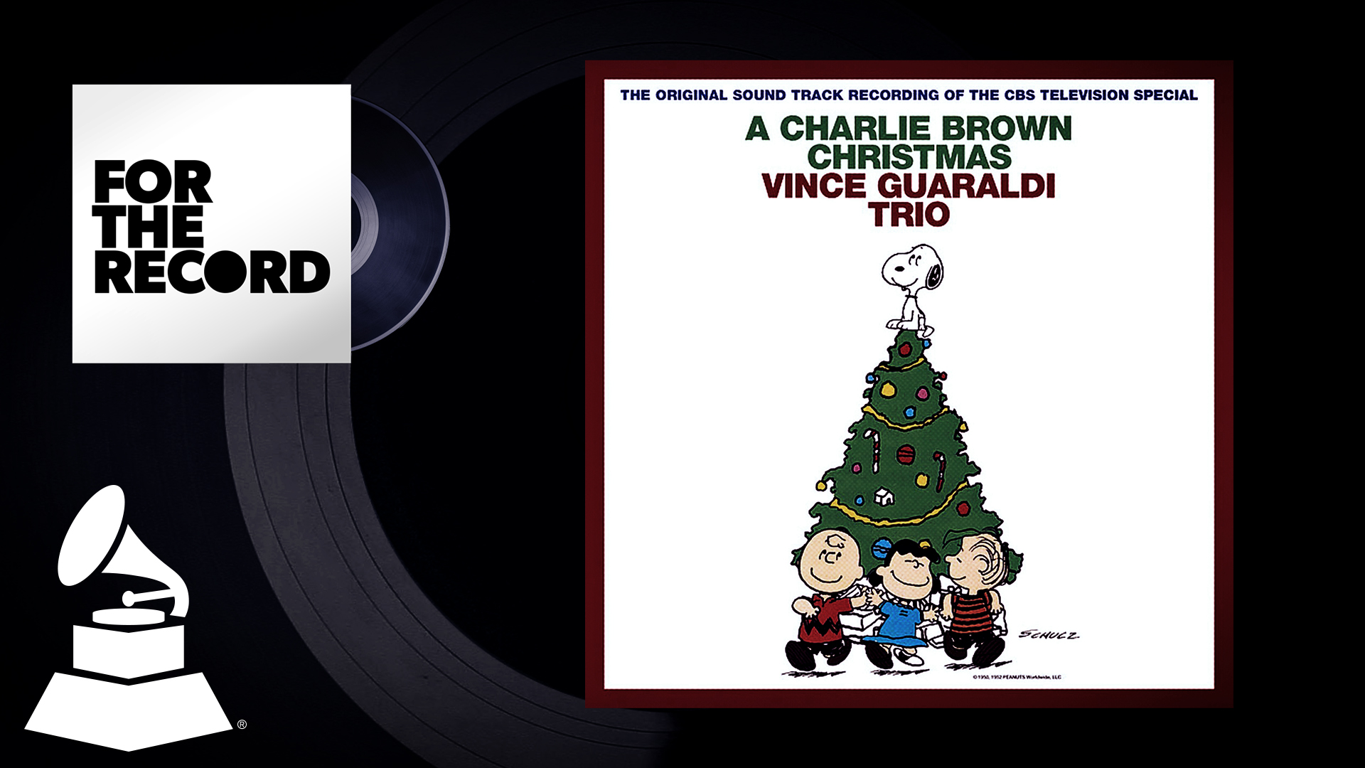 Vince Guaraldi Trio A Charlie Brown Christmas - HD Wallpaper
