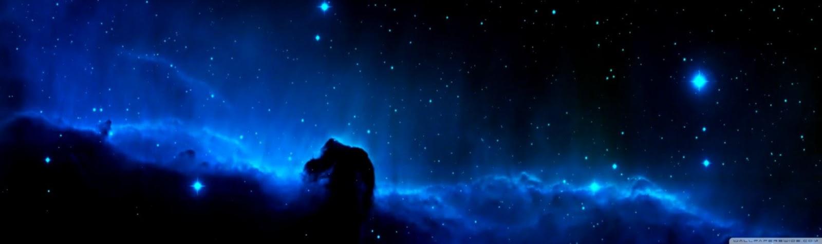 Horsehead Nebula 4k Hd Desktop Wallpaper For Dual 1080p Wallpaper Space Dual Monitor 1600x475 Wallpaper Teahub Io