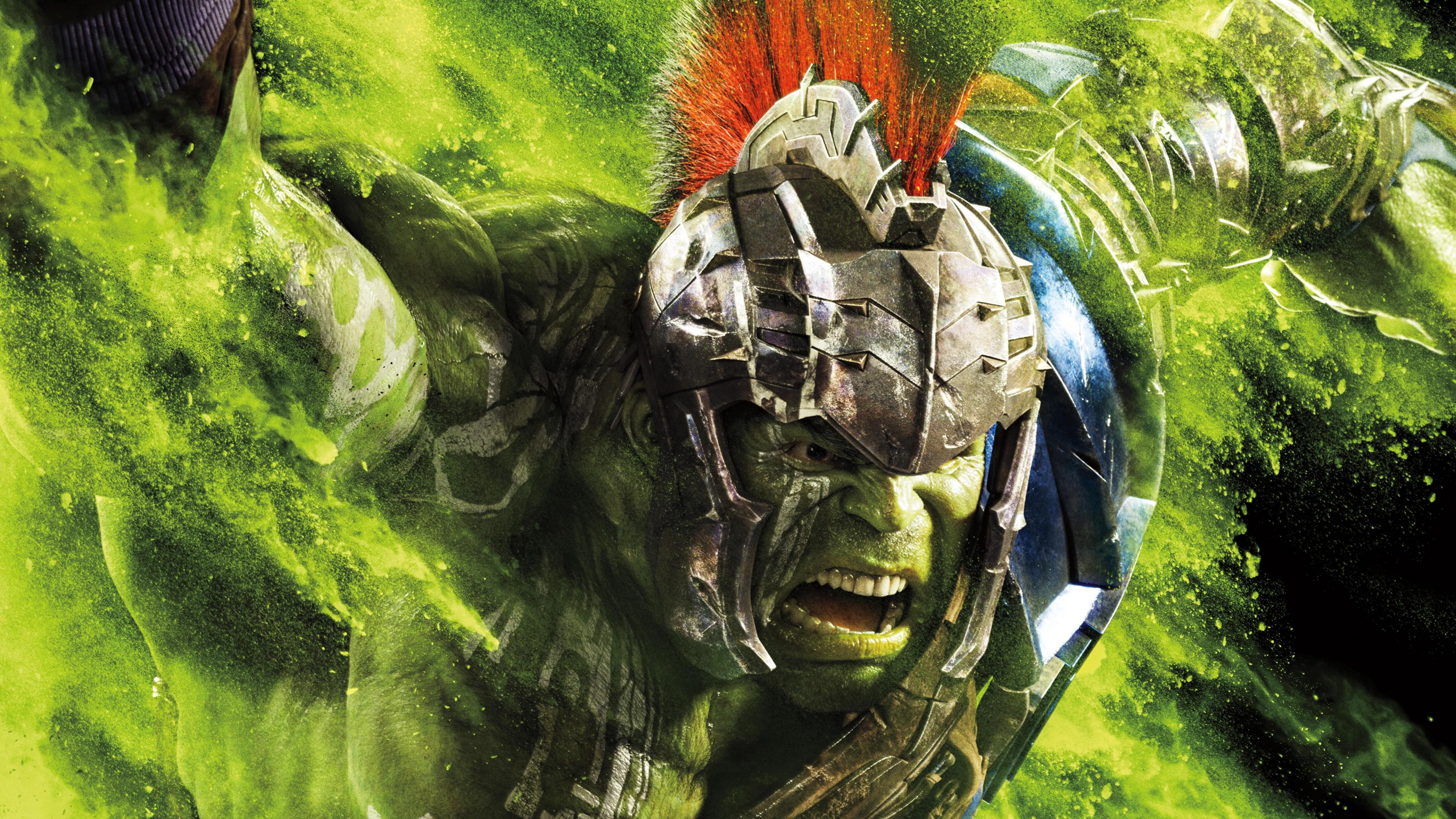 Hulk De Thor Ragnarok 3840x2160 Wallpaper Teahub Io