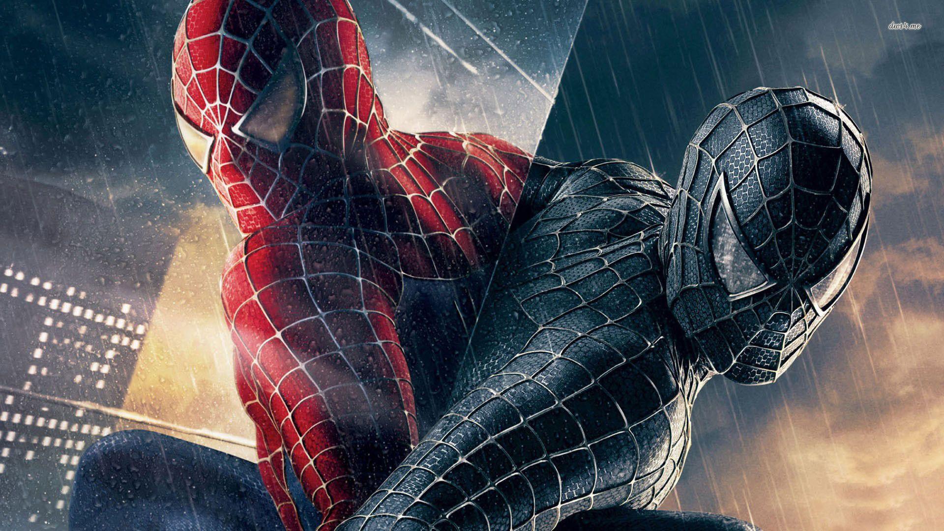 Spider Man 3 4k 1920x1080 Wallpaper Teahub Io