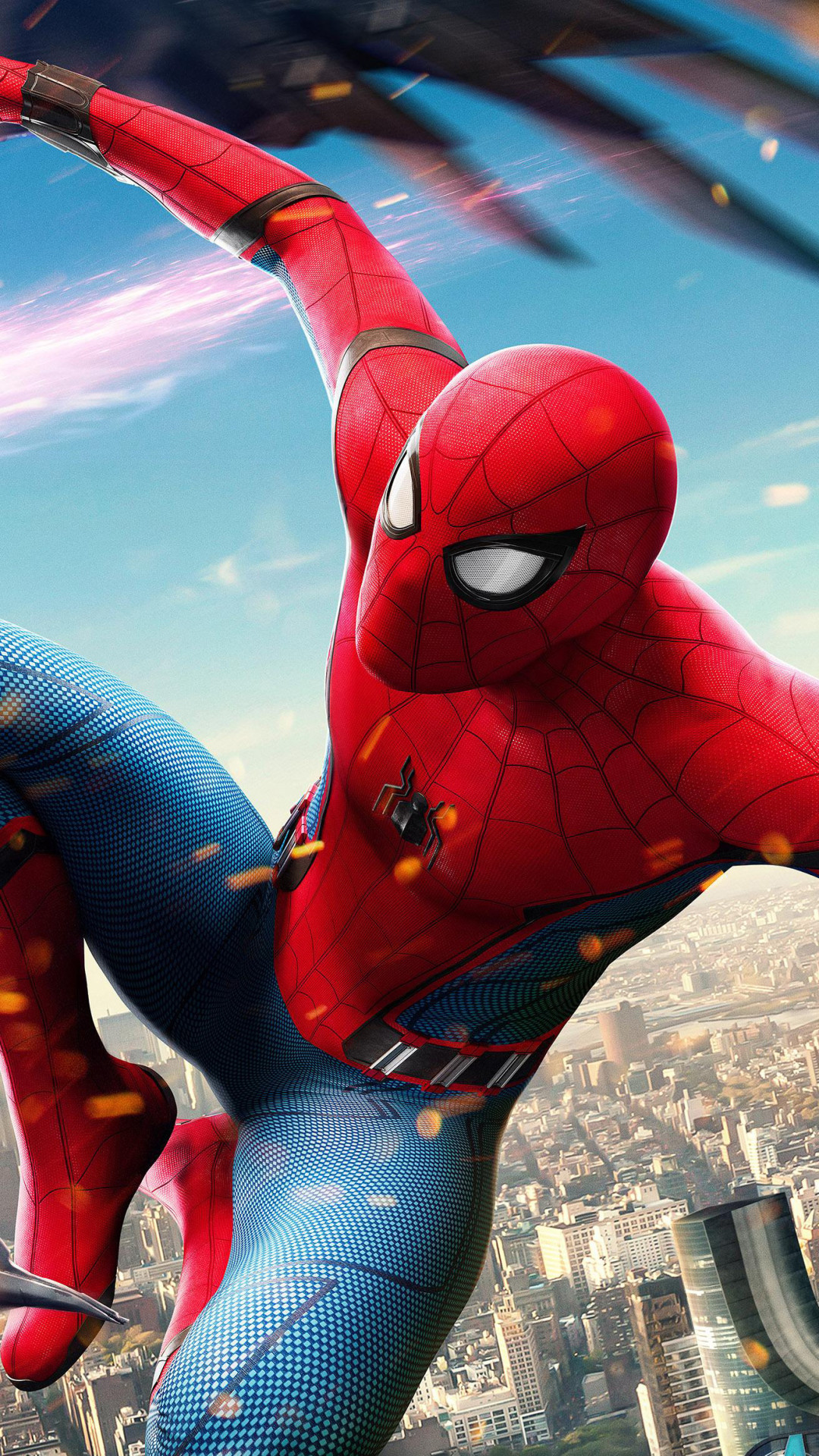 Spider Man Homecoming Wallpaper Mobile ...