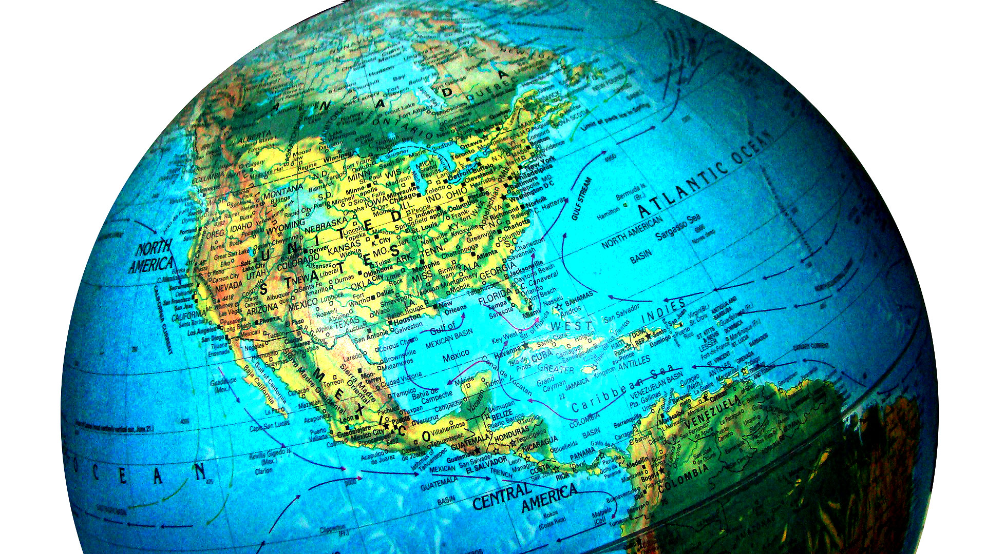 World Map Globe Wallpaper World Map Wallpaper Globe 1920x1080 Wallpaper Teahub Io