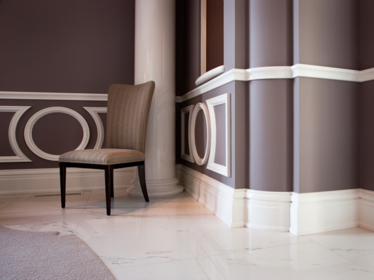 Wallpaper For Dining Room With Chair Rail Ideas Wallpaper Living Room Chair Rail Lowes 1280x960 Wallpaper Teahub Io