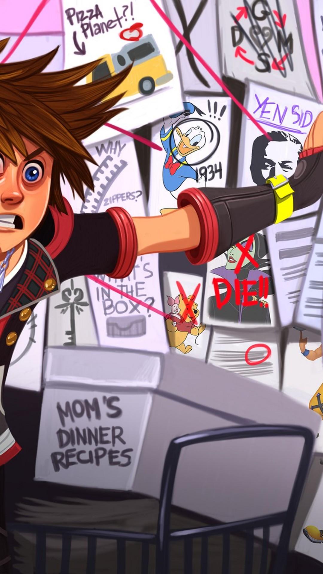 Iphone 8 Plus Kingdom Hearts 3 Wallpaper Kingdom Hearts Lore Meme 1080x1920 Wallpaper Teahub Io