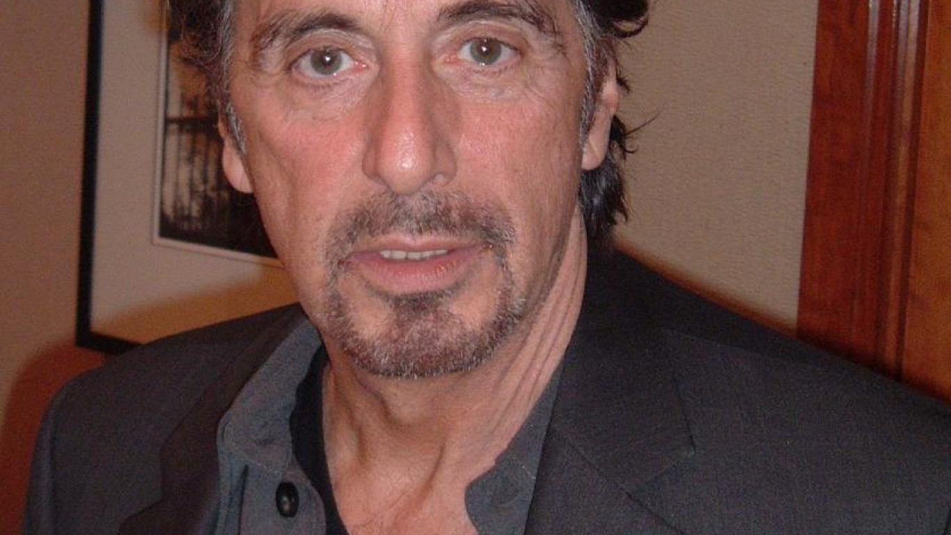 Al Pacino Looks Like Robert Downey Jr - HD Wallpaper