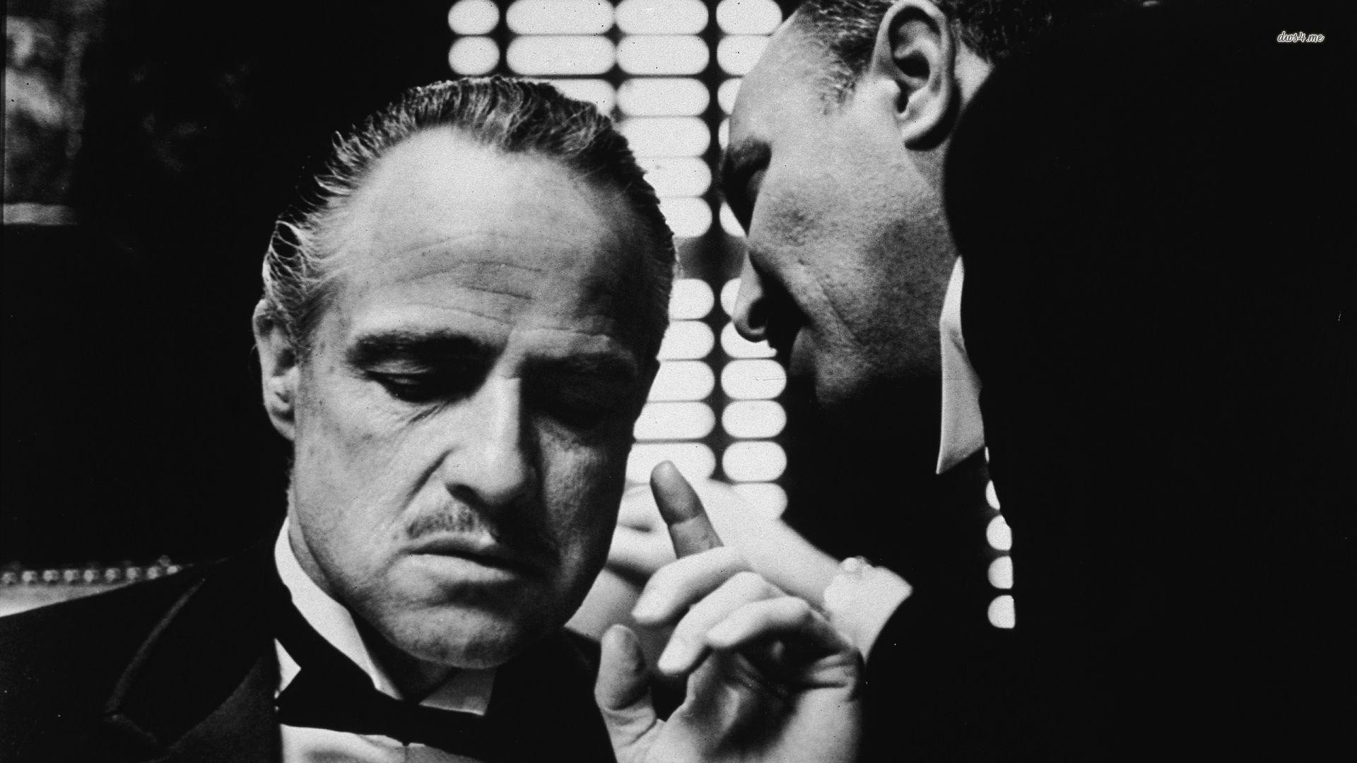 The Godfather Quotes Hd Wallpapers The Godfather Wallpapers - Godfather Wallpaper Hd - HD Wallpaper