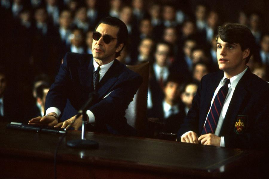 Al Pacino Woman Scent - HD Wallpaper