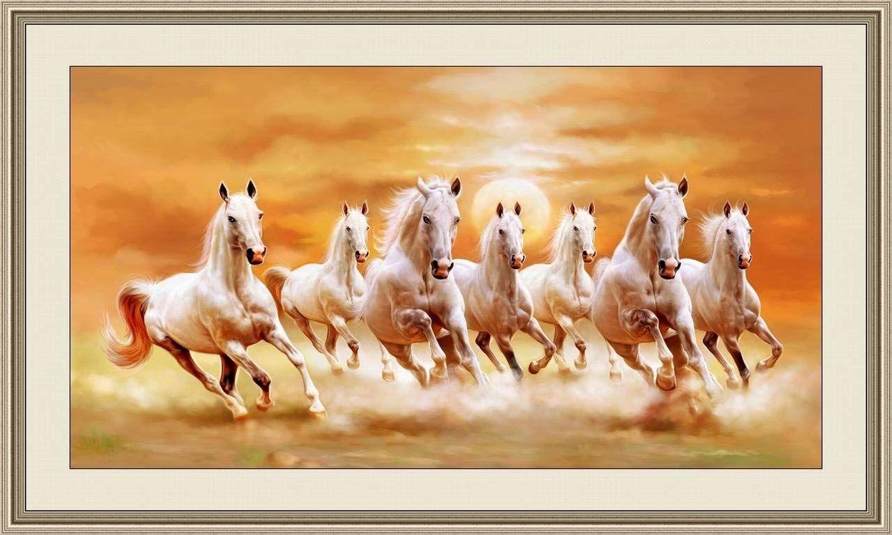 Running Horse Wall Sticker 1280x768 Wallpaper Teahub Io