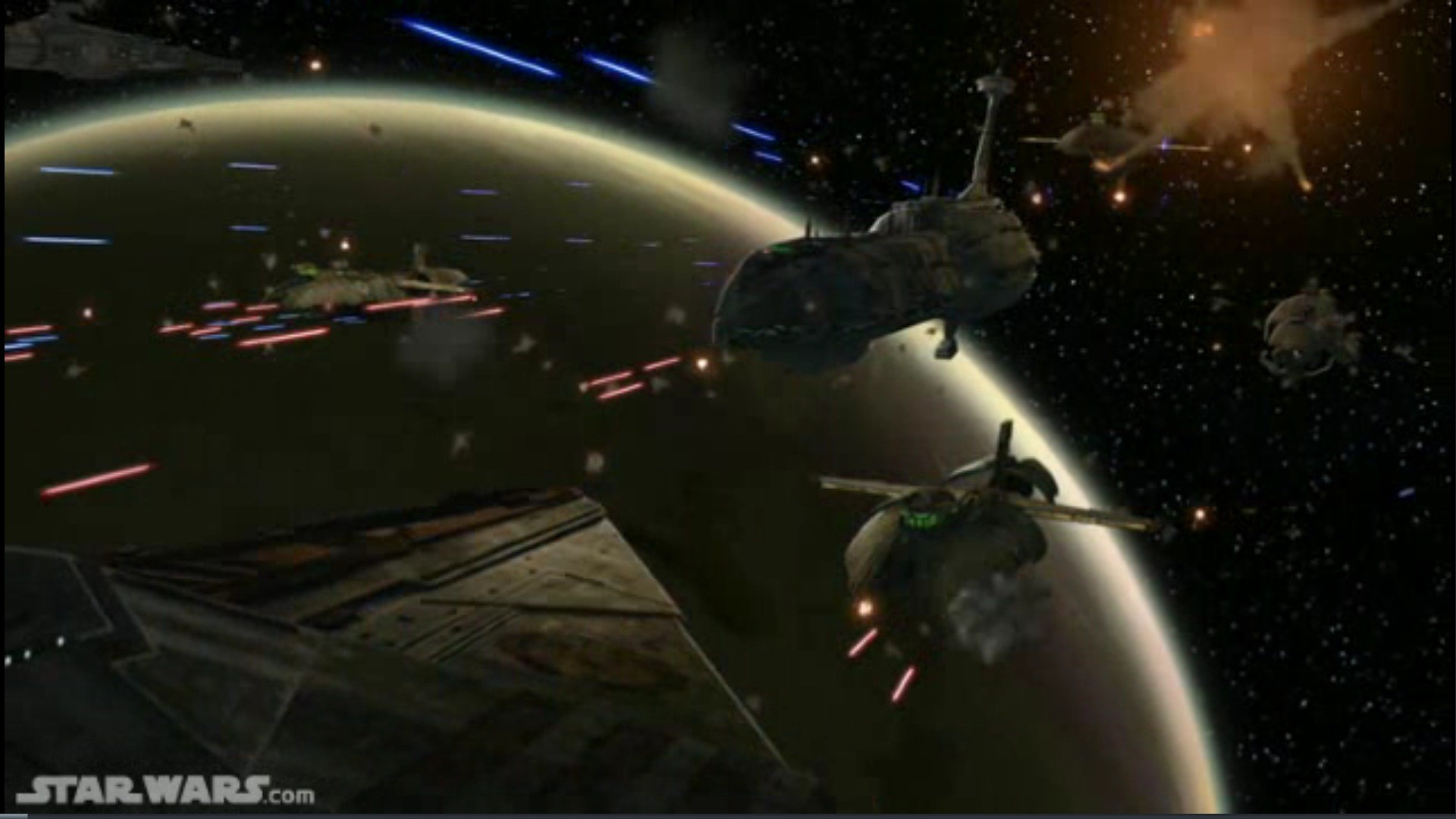 Report Rss Tcw Season 3 Space Battle Image Data Src Star Wars Clone Civil War 1920x1080 Wallpaper Teahub Io