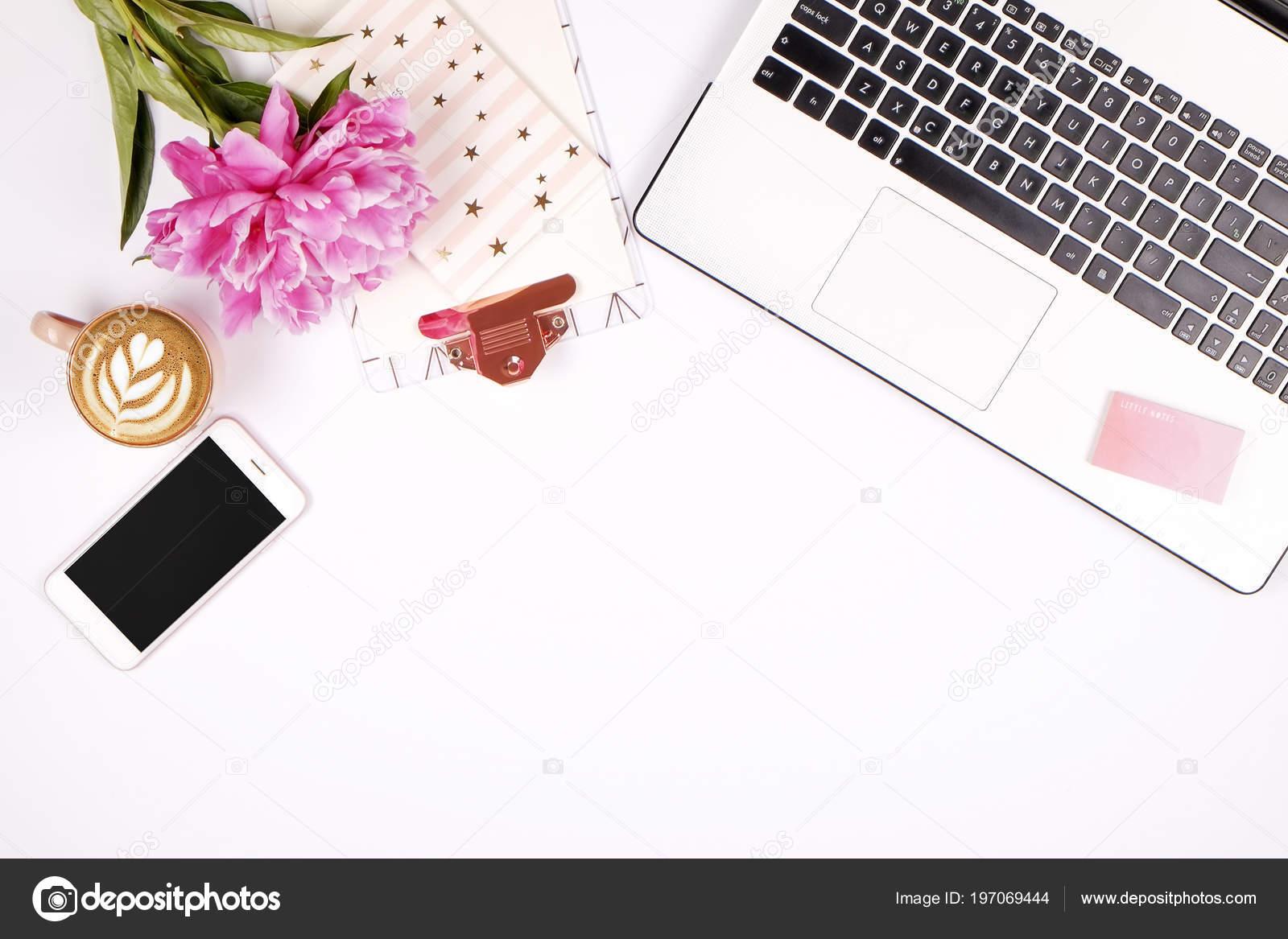 Girly Office Desktop Backgrounds - HD Wallpaper