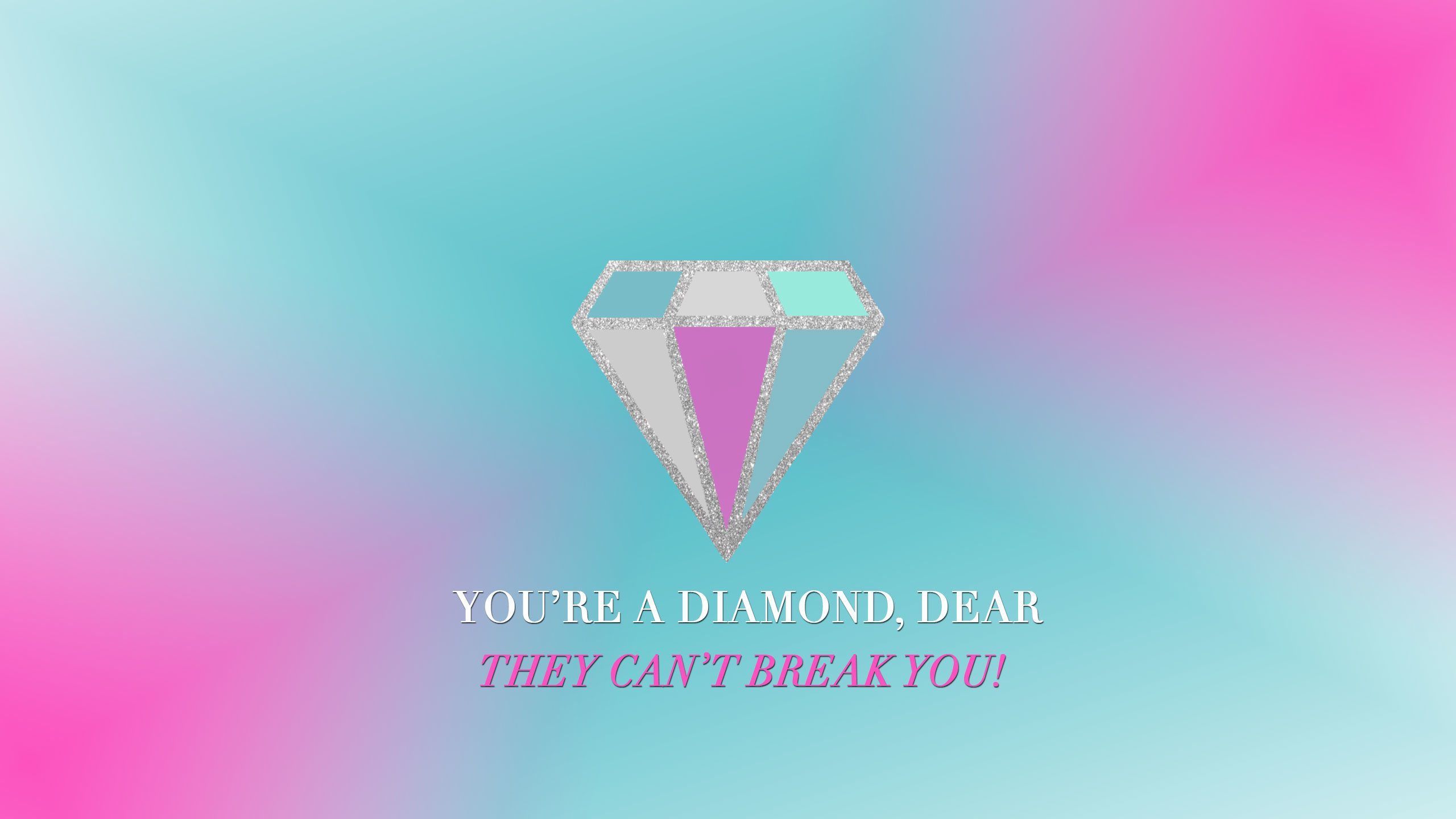 Cute Girly Wallpapers For Ipad Mini Wallpaper   Data-src - Girly Backgrounds With Quotes - HD Wallpaper