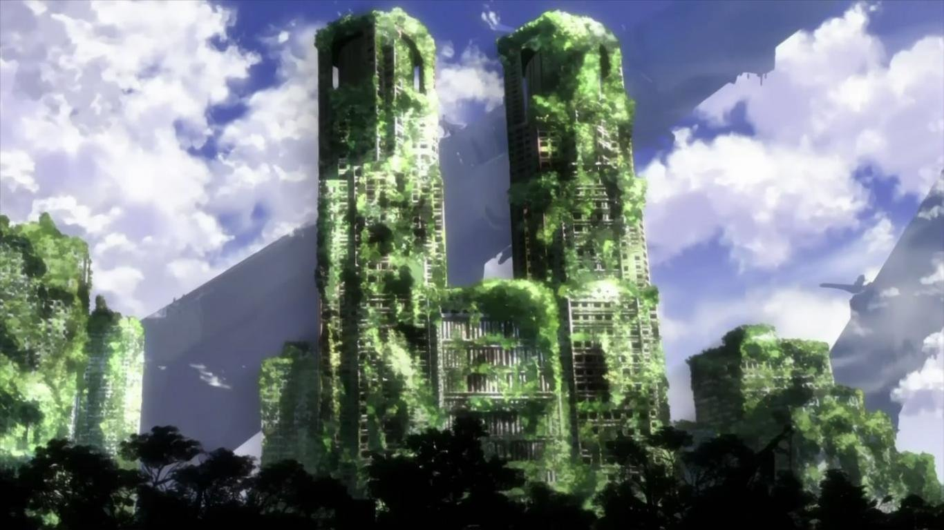 Free Scenery Anime High Quality Background Id - Scenery Anime Like Background - HD Wallpaper