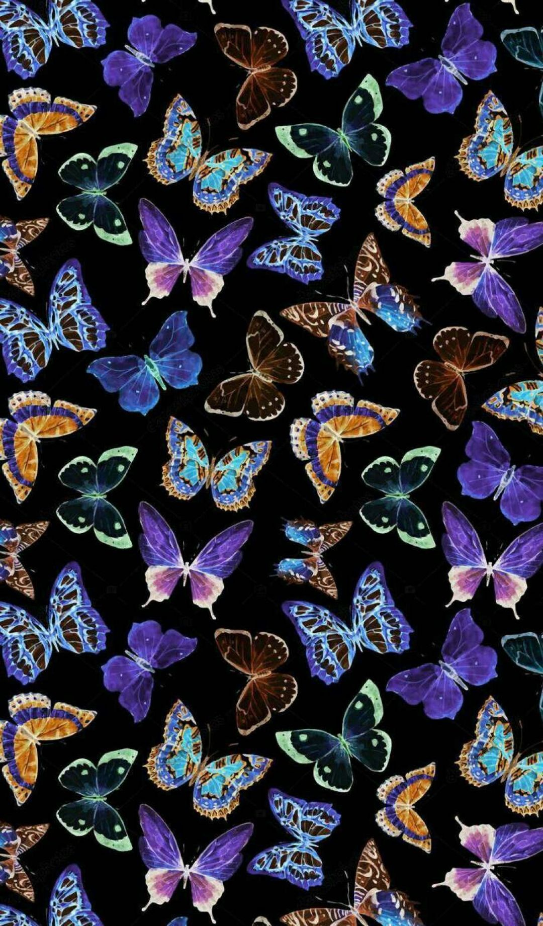 Android, Iphone, Desktop Hd Backgrounds / Wallpapers - Butterfly Iphone Wallpaper Aesthetic - HD Wallpaper