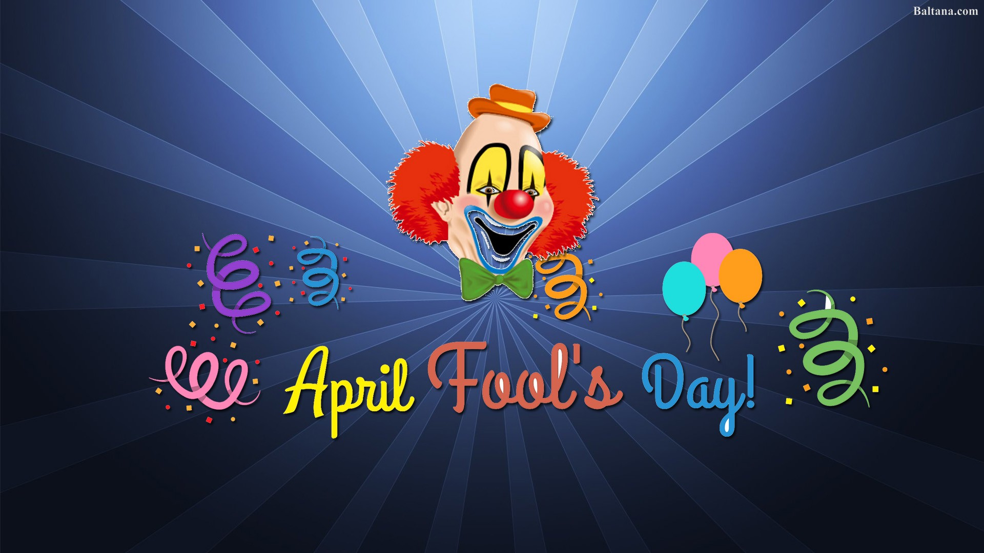 April Fools Day High Definition Wallpaper - Graphic Design - HD Wallpaper