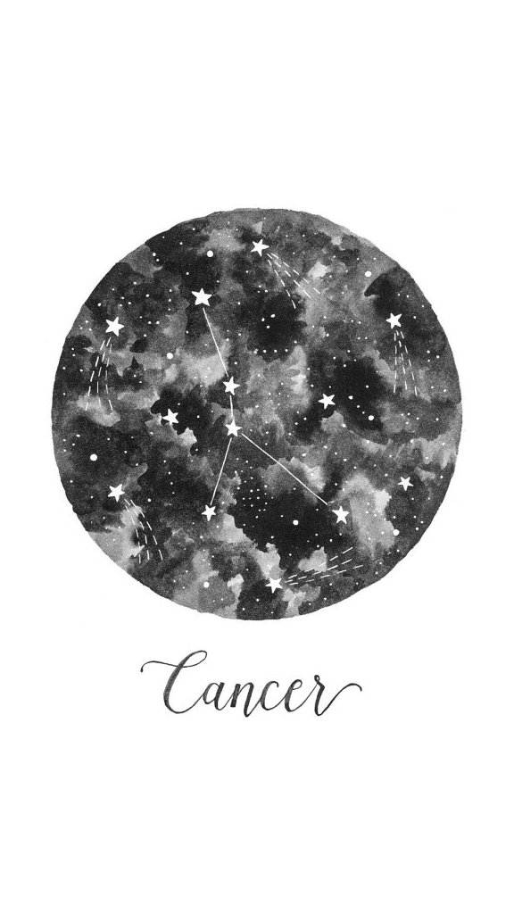 325 3252189 zodiac sign cancer lockscreen