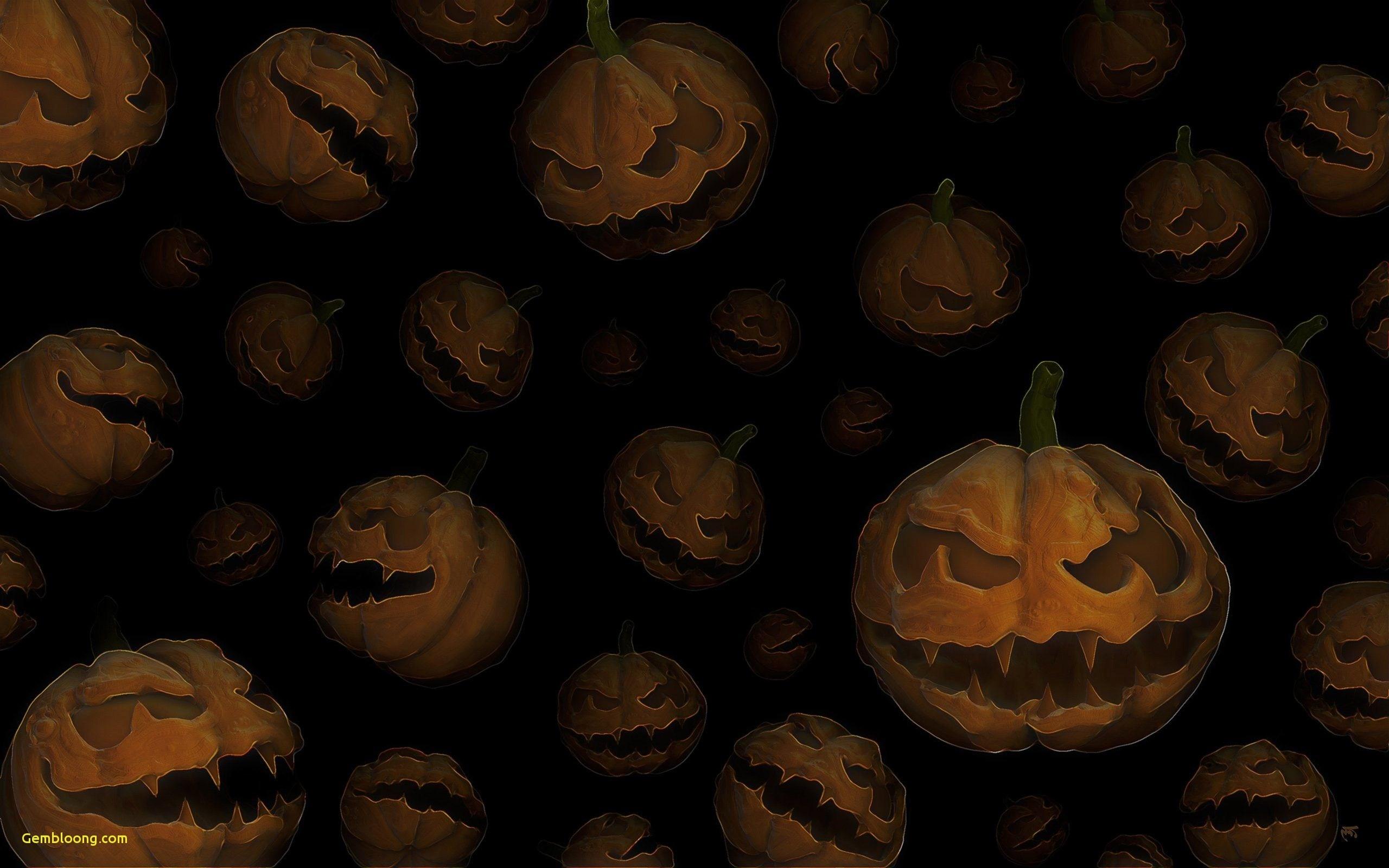 Halloween Pumpkin Wallpaper Tumblr Free Halloween Backgrounds 2560x1600 Wallpaper Teahub Io