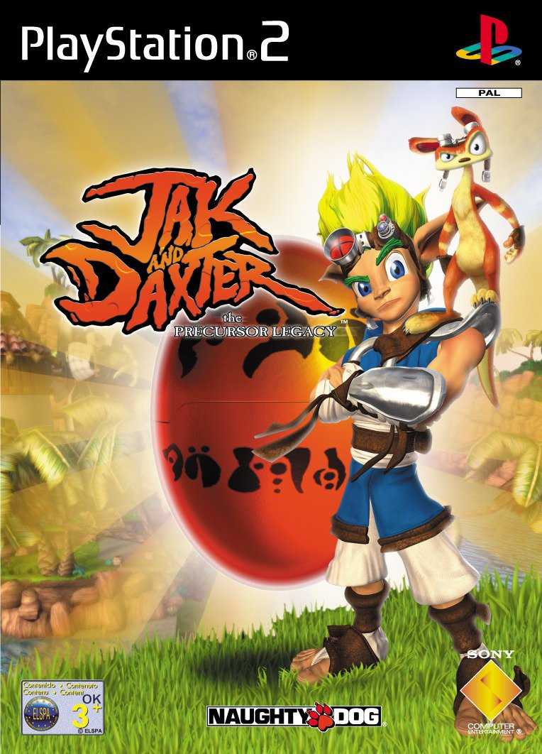Jak And Daxter The Precursor Legacy Official Strategy Jak And Daxter The Precursor Legacy Ps2 764x1062 Wallpaper Teahub Io