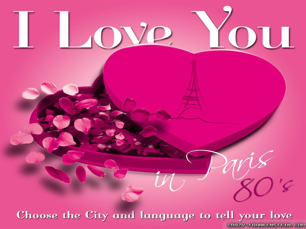 Free I Love U Wallpapers - New Images I Love You - HD Wallpaper