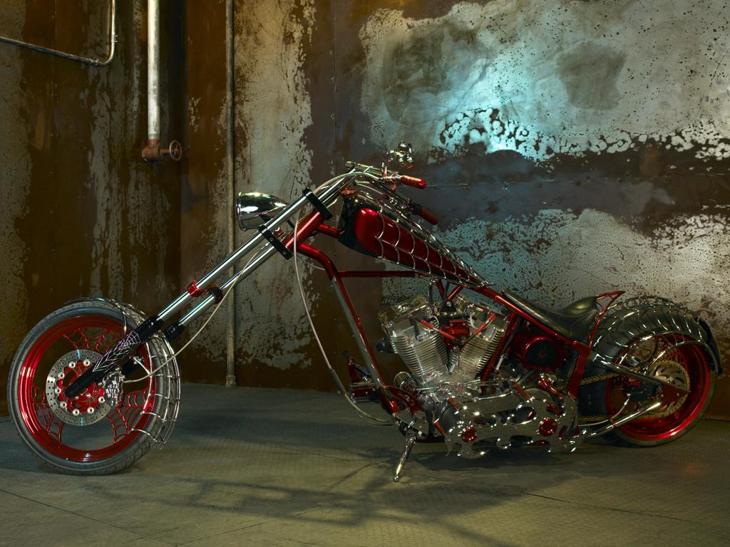 Orange County Choppers Images O - American Chopper Bikes Hd - HD Wallpaper
