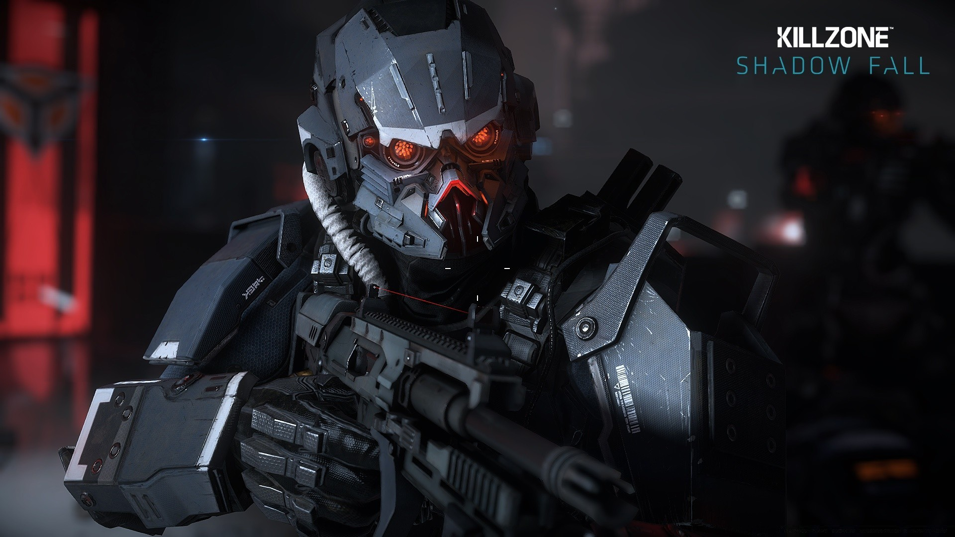 Killzone Competition Action Weapon Military Technology Killzone Shadow Fall Helghast Soldier 1920x1080 Wallpaper Teahub Io