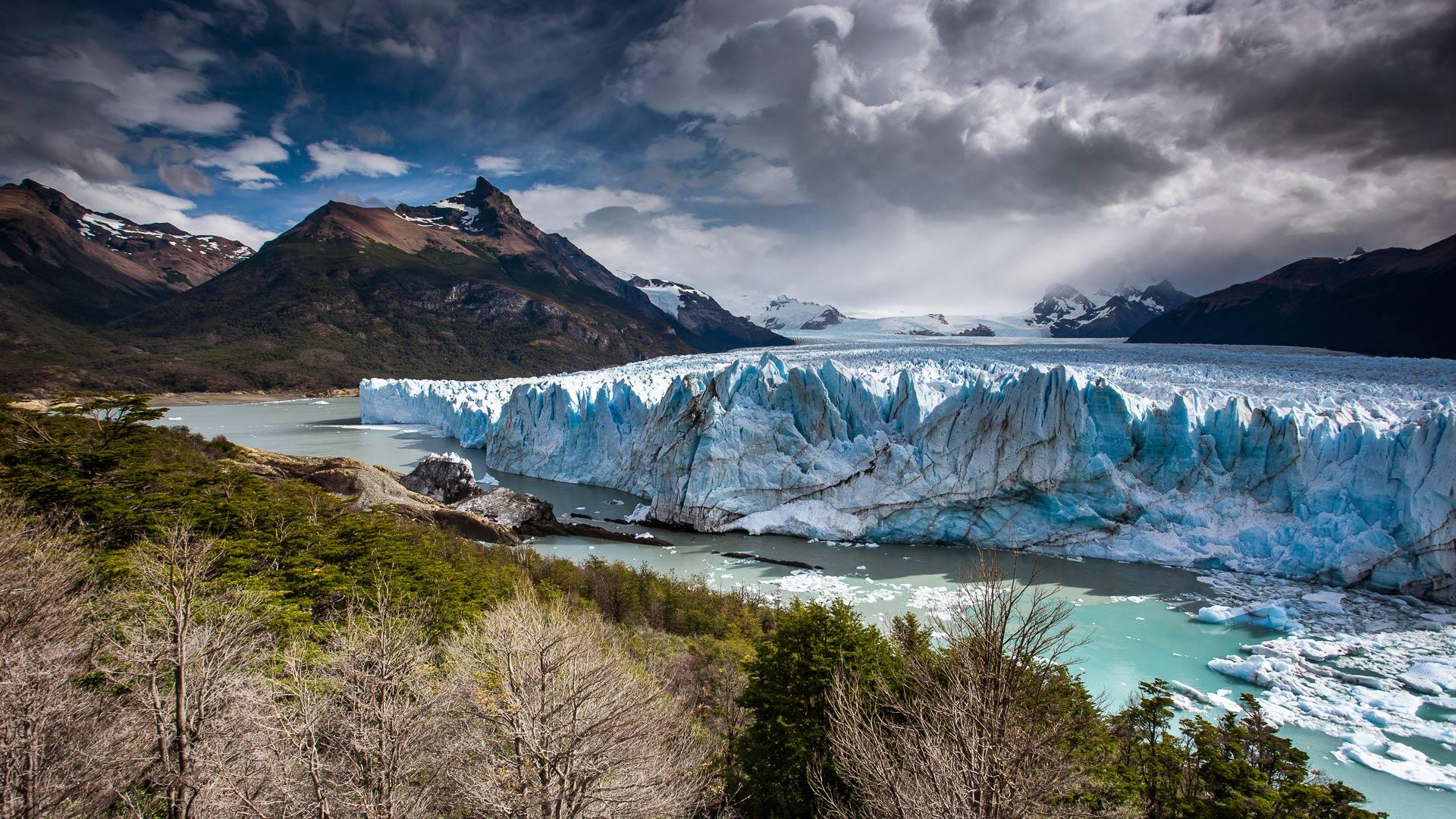 How To Change Lock Screen In Windows - Perito Moreno Glacier - HD Wallpaper