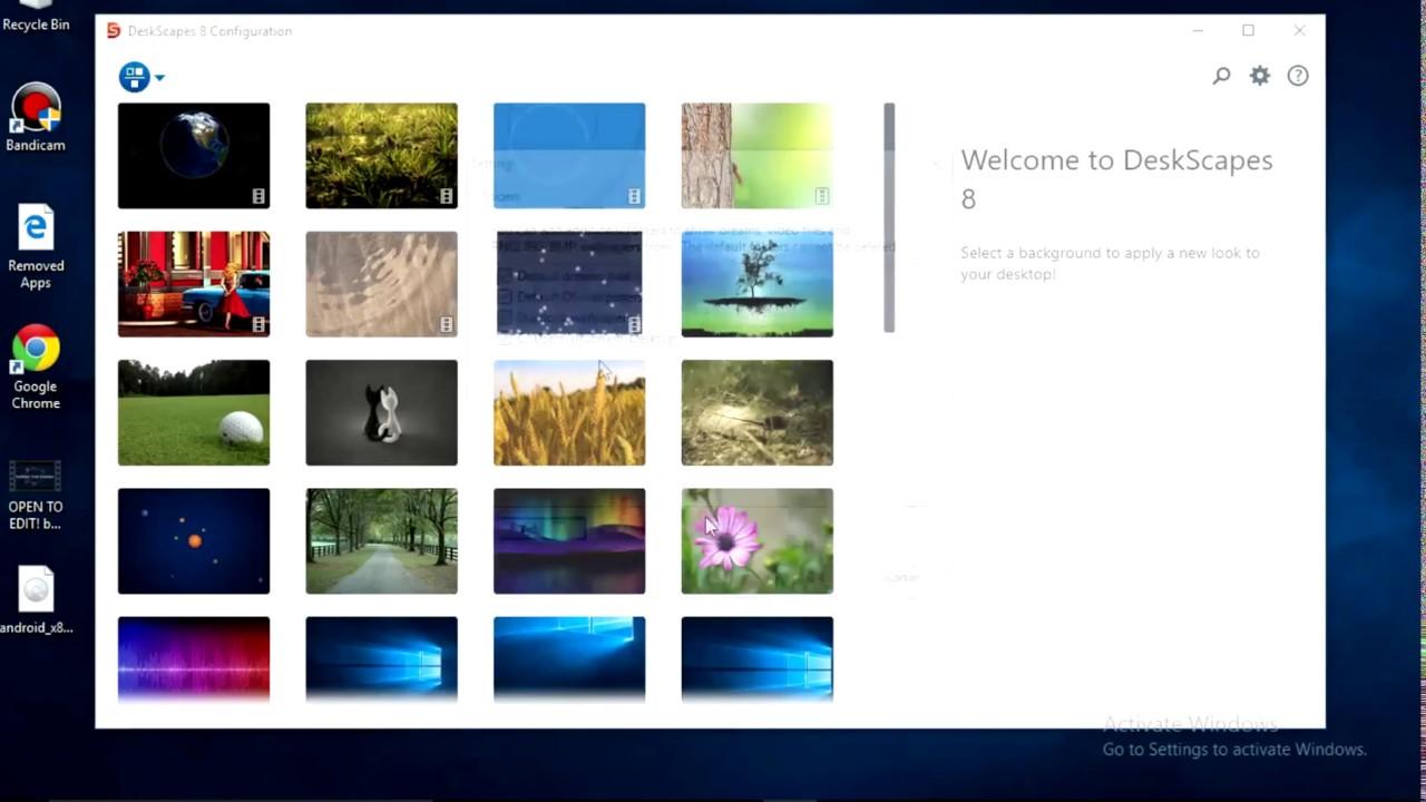 Video Desktop Background Windows - Animati Movimentati Sfondi Pc - HD Wallpaper