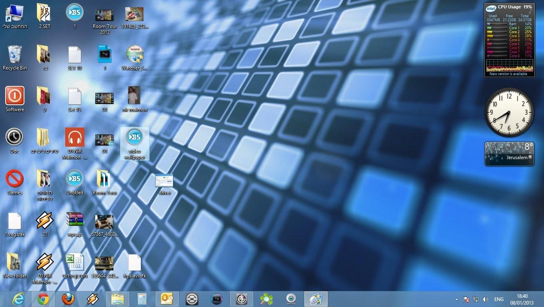 Live Wallpaper For Laptop Windows 10 Windows 8 Wallpaper Hd 3d For Desktop 1360x768 Wallpaper Teahub Io