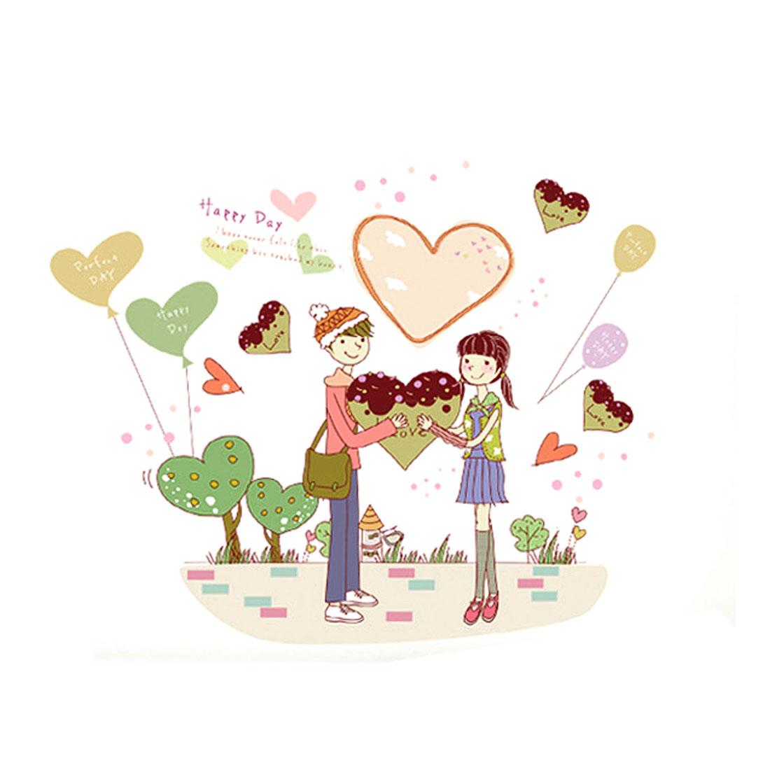 Gambar Kartun Romantis Tapi Lucu - HD Wallpaper