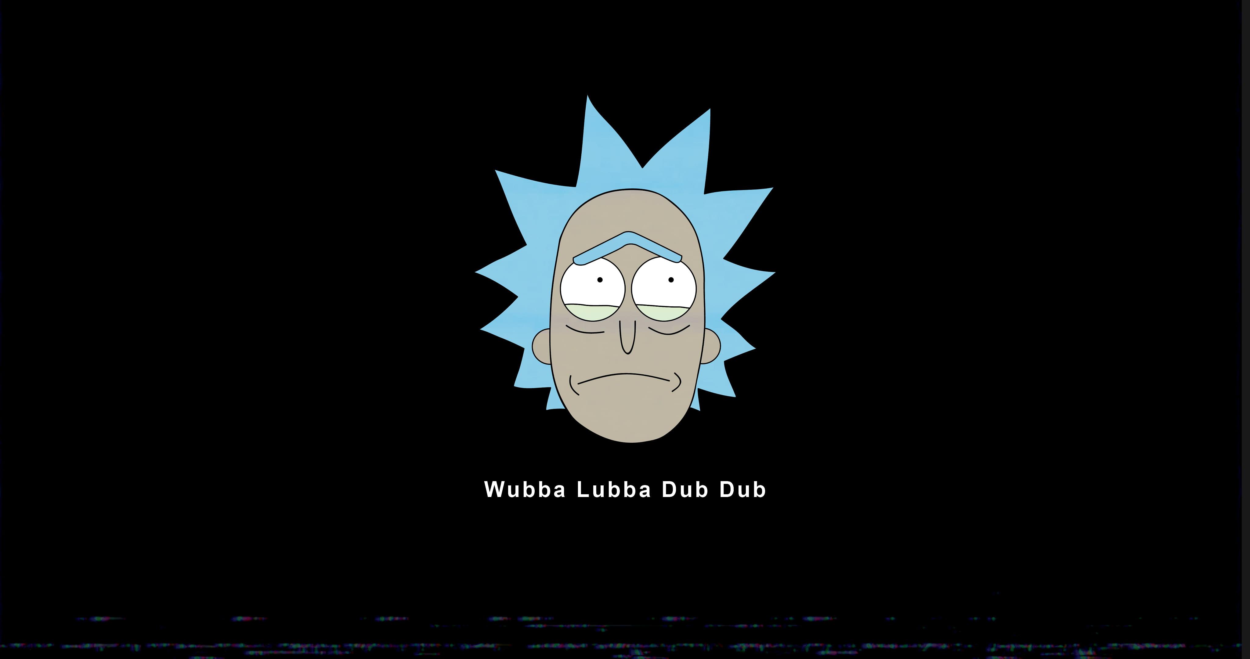 Depression Rick And Morty - HD Wallpaper
