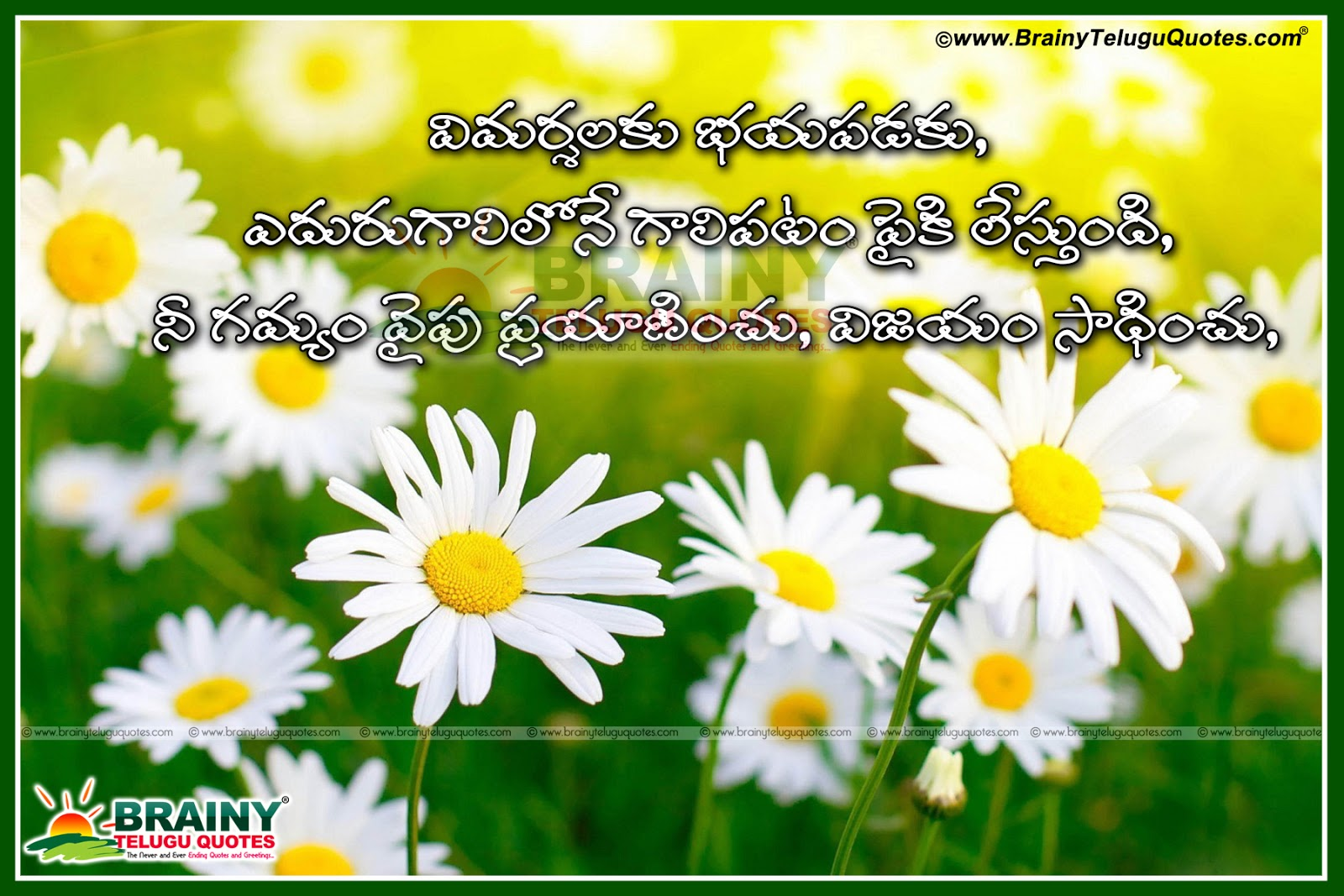 Here Is A Telugu Perseverance Quotes And Sayings Images, - Goal Settings Quotes In Telugu - HD Wallpaper
