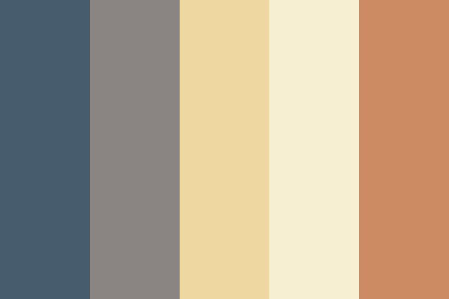 Color Palette Soft Colors - HD Wallpaper