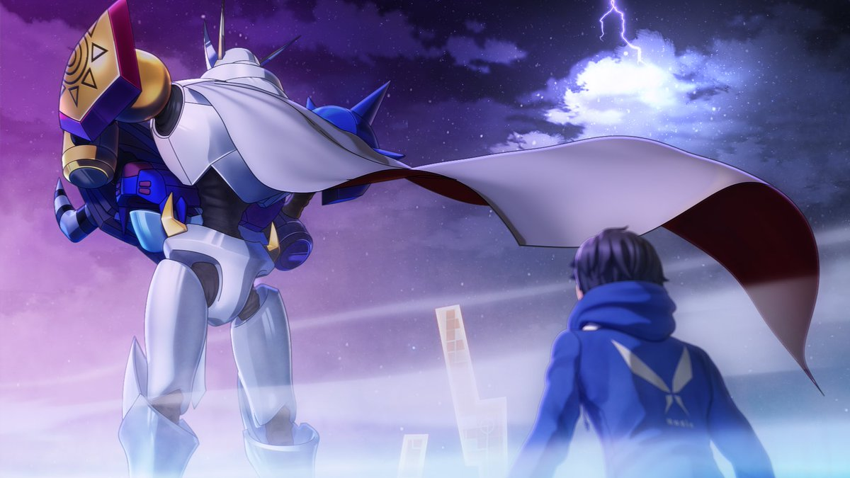 Digimon Story Cyber Sleuth Hacker's Memory Chapter - 1200x675 Wallpaper - teahub.io