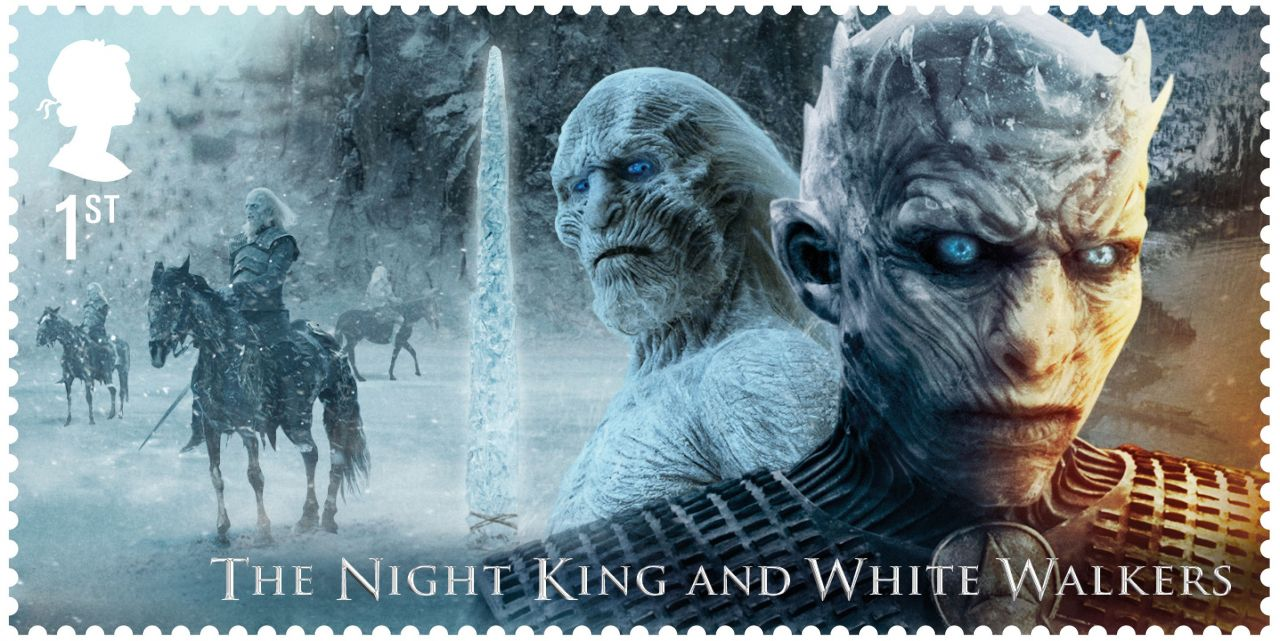 Game Of Thrones Stamps - Game Of Thrones Royal Mail Stamps - HD Wallpaper