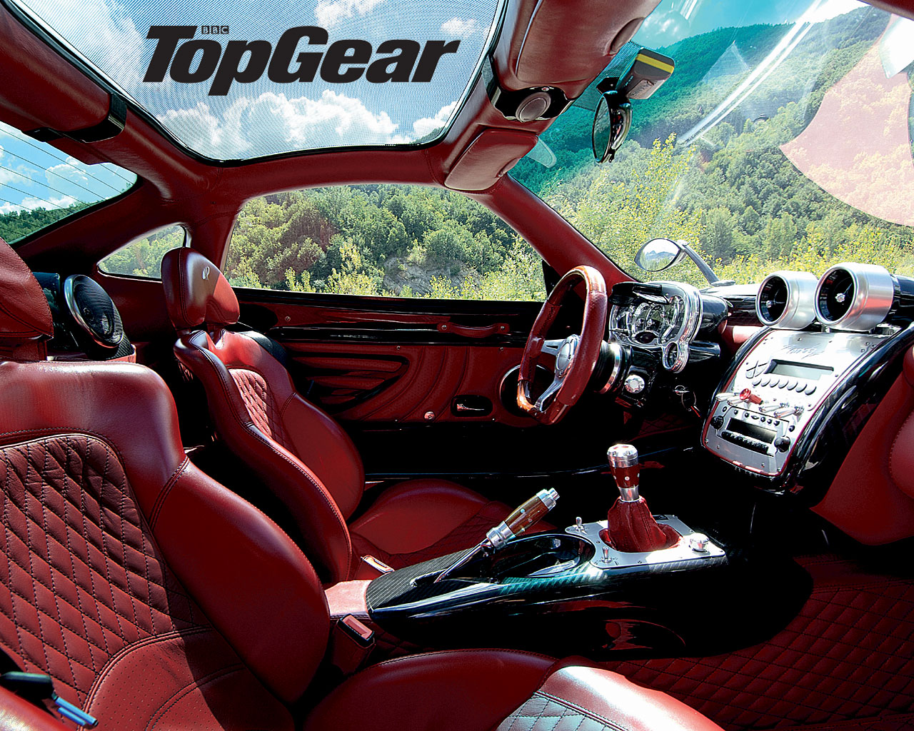 Top Gear Zonda S Windows 7 Car Wallpapers Pagani Zonda F Interior 1280x1024 Wallpaper Teahub Io